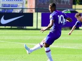 Chelsea y Valencia repartieron puntos. ChelseaCF