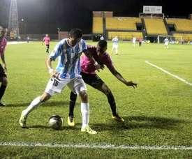 Real Santander doblegó por 3-1 a Orsomarso. VanguardiaLiberal
