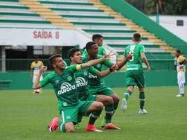 El cuadro brasileño ultima el fichaje del meta Jandrei. Chapecoense