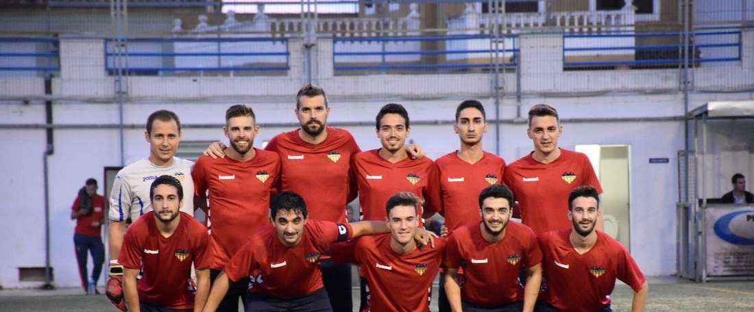 El cuadro de Sagunto viajará a Murcia con motivo de la Copa Federación. AtléticoSaguntino