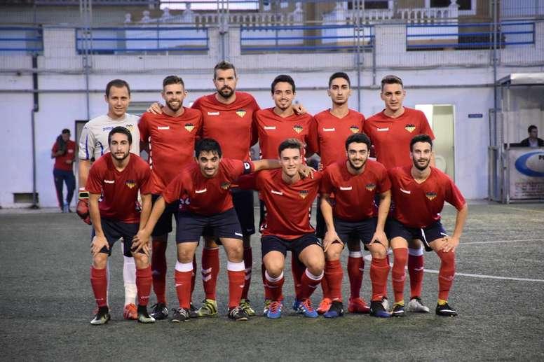 El Atlético Saguntino afronta este domingo el partido ante el Baleares. AtléticoSaguntino