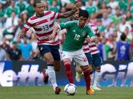 Estados Unidos tendrá un encuentro muy complicado ante la Selección Mexicana. EFE/Archivo