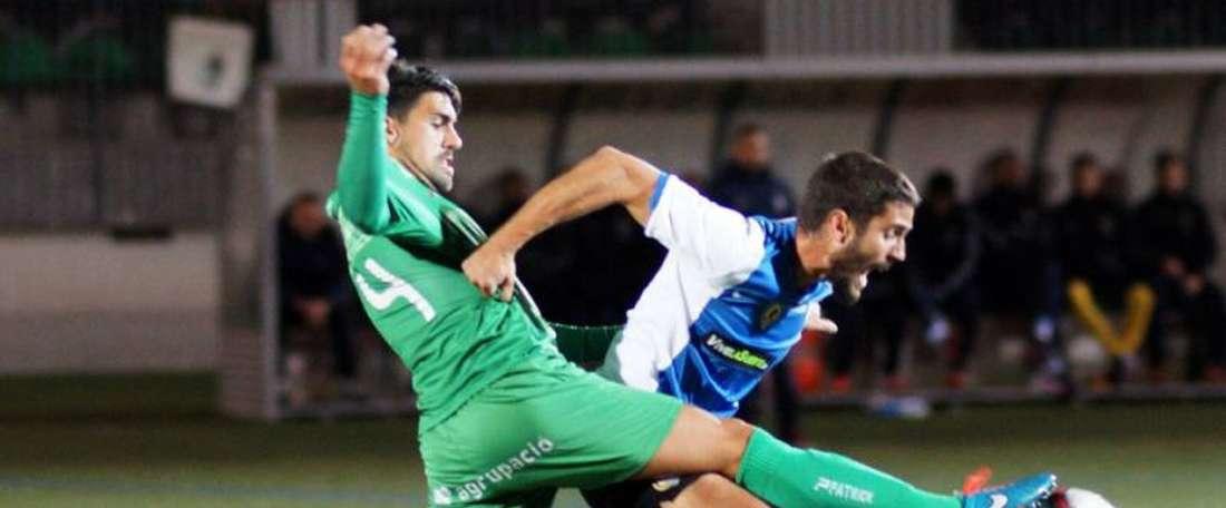 El Hércules consiguió el pase a los dieciseisavos de final de la Copa. CadenaSer
