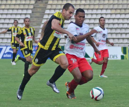 Deportivo Táchira logró su segunda victoria consecutiva. DeportivoTachiraFC
