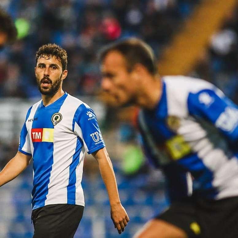 Empate sin goles entre Hércules y Lleida. CFHercules