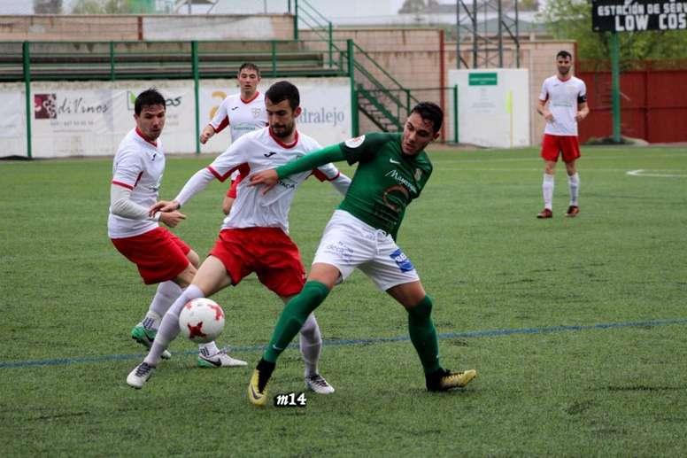 El Molaro fue el mejor equipo de la primera ronda de las semifinales. Twitter/Moralo_CP