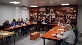 ProLiga, asociación de clubes de Segunda B y Tercera, da el paso a patronal. Twitter/ProLigaFutbol