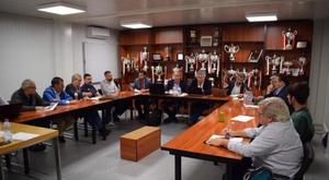 ProLiga quiere que se aclare la situación del fútbol no profesional. Twitter/ProLigaFutbol