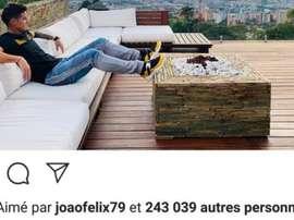 Joao Félix dio un 'like' a James en su última publicación de Instagram. IG/jamesrodriguez10real