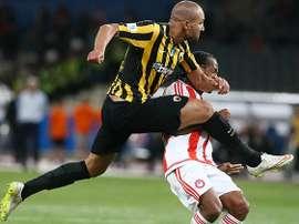 Así se presenta el campeonato griego. AEK