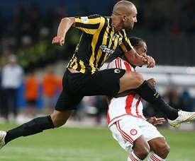 El conjunto griego se llevó la victoria y está en la siguiente ronda de la Copa. AEK