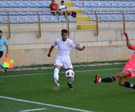 Los gallegos se impusieron por 1-2. Twitter/CDLugo