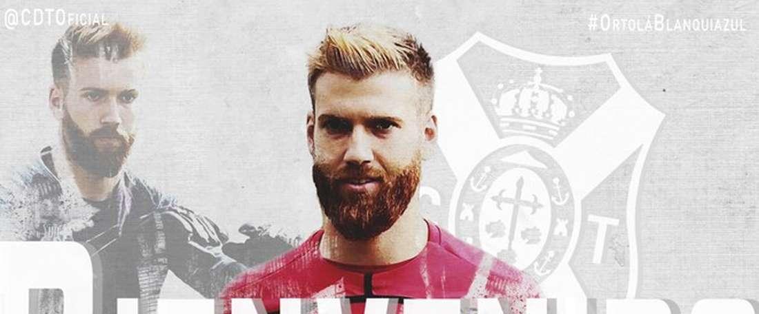 Le Barça vend Adrián Ortolá. CDTenerife
