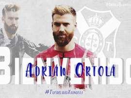 Ortolá é o novo goleiro do Tenerife. CDTenerife