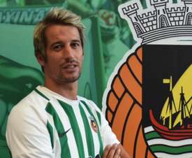 Coentrao insists that he is happy at Rio Ave. Twitter/RioAve