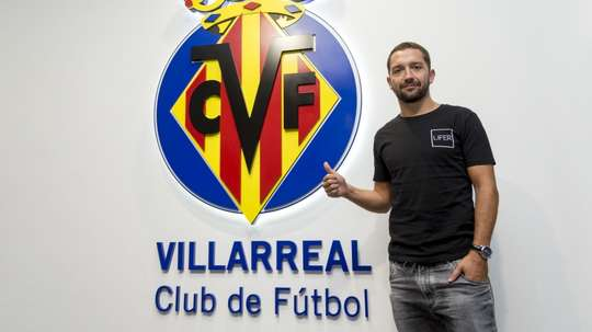 Iturra firmó por una temporada. VillarrealCF