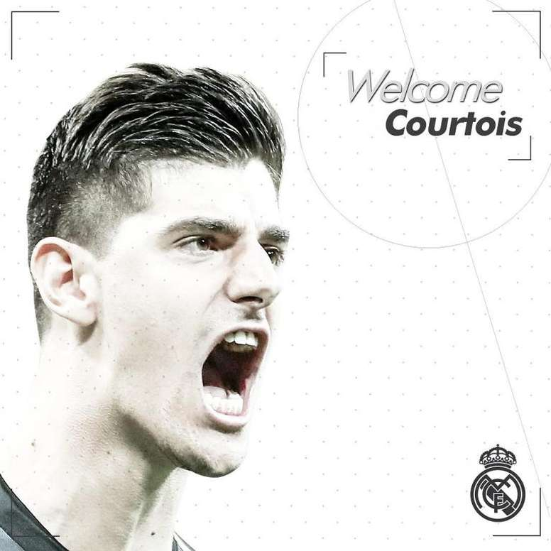 Kepa looks set to replace Thibaut Courtois at Chelsea. RealMadrid
