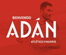 Atletico have signed Betis' Adan. AtleticodeMadrid