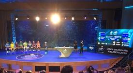 Los cuartos se jugarán del 28 de febrero al 3 de marzo. LNFS