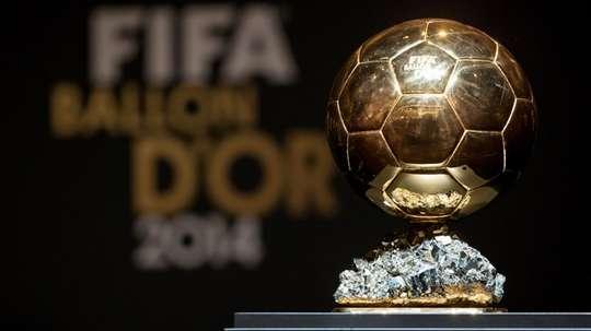 Beaucoup de candidats au Ballon d'Or mais peu d'élus. FIFA