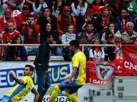 El Arouca mete en líos al Benfica. Twitter