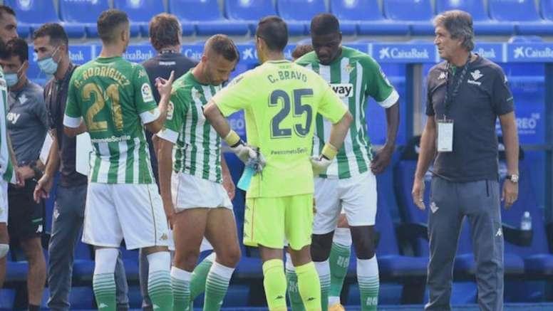 Bravo espera un duelo abierto frente al Valladolid. EFE
