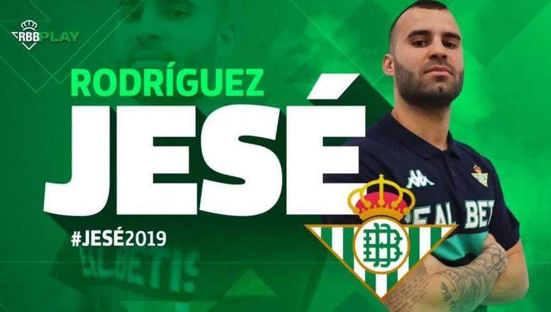 Rumores y fichajes del mercado de invierno del Rea Betis en directo: OFICIAL: Jesé ficha por el Betis
