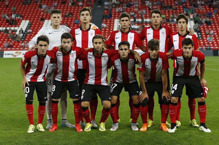 El Bilbao Athletic se impuso a su rival por 2-0. ClubAthletic