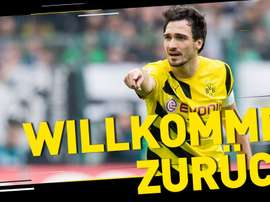 Hummels rejoins Borussia Dortmund after three years at Bayern Munich. BVB