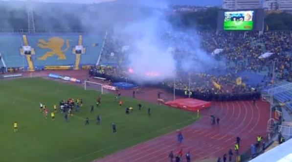 El Botev Plovdiv ganó por 1-2. Twitter