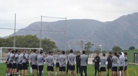 La situación es difícil en torno al Castellón. CDCastellón