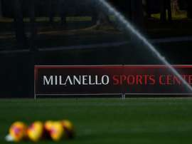 AC Milan are expected to return next Monday. Twitter/acmilan