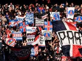 Collectif Ultras estará no jogo contra o Brugge. AFP