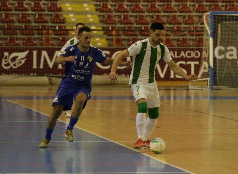 El Gran Canaria Fútbol Sala tiene un gran compromiso. CordobaFutsal