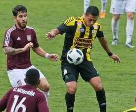 La violencia ensució el fútbol venezolano. DeportivoTachira/Archivo