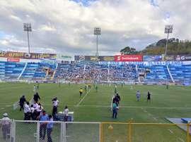 Alianza consiguió una importante victoria en la Concacaf. CDDragon