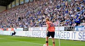 Tablas y minutos para todos. Everton