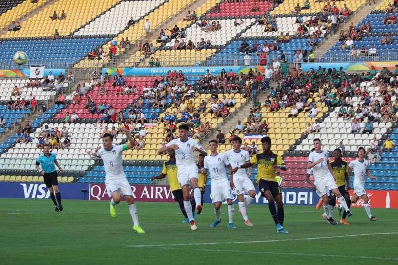 Italia y Paraguay pusieron el broche a los octavos de final. FEF