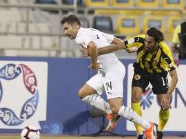 Gran victoria para el Al Sadd. AlSaddSC