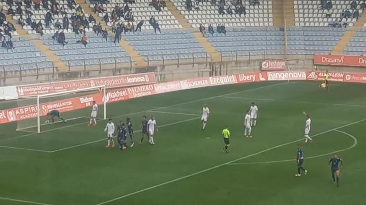 La Cultural se impone al Real Valladolid Promesas en cuatro minutos mágicos. Twitter/RVCantera