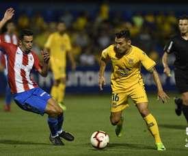 Un punto para Alcorcón y Sporting. LaLiga