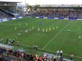 Angers et Villarreal se sont séparés sur un 0-0. Twitter/AngersSCO