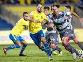 Las Palmas y Granada firmaron un empate justo. LaLiga