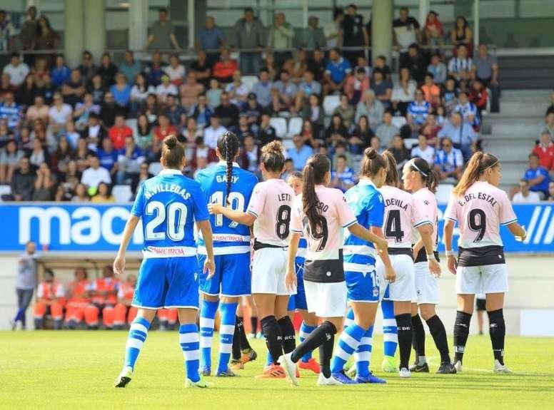Lauren Florido deja el Espanyol Femenino por motivos personales. Twitter/RCDEFemeni