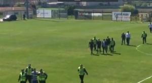 Mais um capítulo polêmico na Divisão de Elite do AF Porto. Twitter