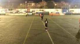El Palo pelea pero cae en los penaltis. Twitter/ElPaloFC