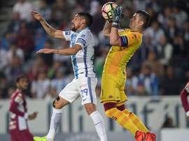 El duelo se salió con victoria de los 'tuzos'. CONCACAF