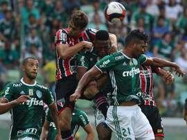 Palmeiras caiu diante do Ponte Preta. SãoPaulo/Arquivo