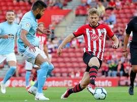 Los ingleses se impusieron por 3-2. Twitter/SouthamptonFC