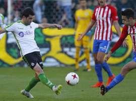 El Sporting B asaltó El Sardinero. RealRacingClub